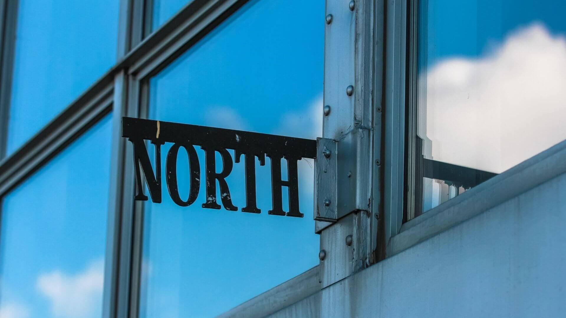 placa norte predio azul
